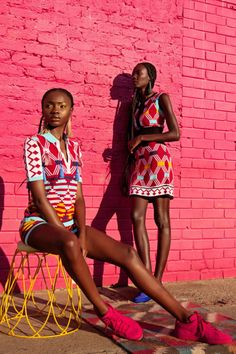MaXhosa by Laduma Apropriyeyshin Collection SS17