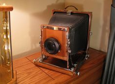 Anba Ikeda 8x10 with a Nikkor 450mm short telephoto lens