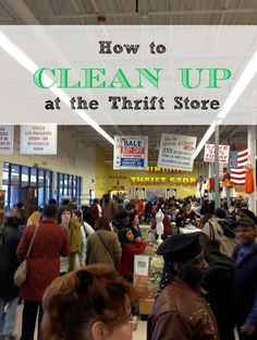 How to Clean Up at the Thrift Store 5 tips for scoring awesome deals at the thrift store! - Thrift Diving