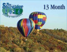 Stillwater Scenic Calendar 2014