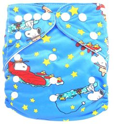 Holiday Pocket Diapers X6