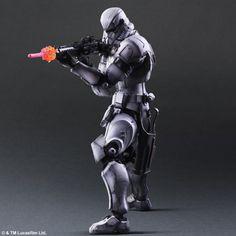 Square Enix Star Wars Play Arts Variant Figures - Stormtrooper-004