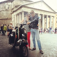 Tour of the Rome Squares & Fountains by stilysh vespa dearoma.it/en