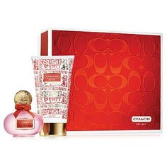 Awesome Coach Poppy By Coach for Women 2 Piece Gift Set