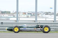 Lotus-Ford Type 27
