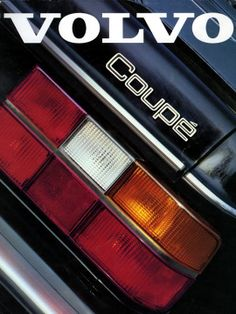 Volvo 262C by Bertone - brochure (1981)