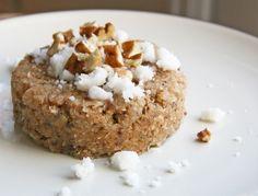 it's like flax mug bread, but with quinoa flakes