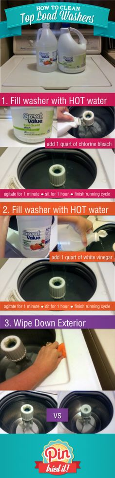 How-to-Clean-Top-Load-Washer