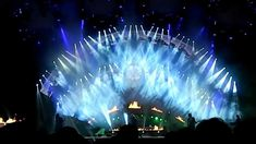 Amazing Lighting/Visual show to Transsiberian Orchestra. Makes me want to go to one of their concerts!