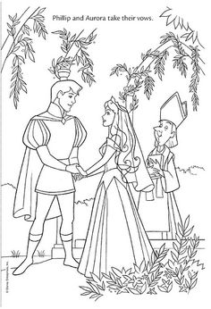 Wedding Wishes 7 By Disneysexual Via Flickr Prince Phillip Princess Disney Aurora Sleeping Beauty