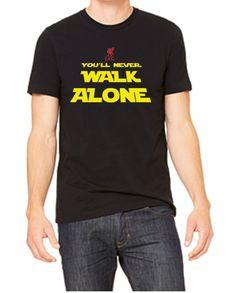 Liverpool FC Galactic T-Shirt 74fe59dfc