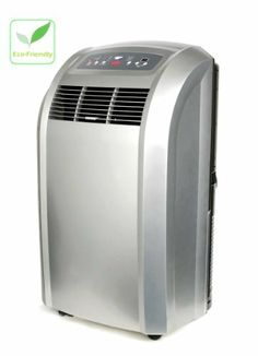 SNO Eco-Friendly 12000 BTU Portable Air Conditioner w/ Auto Restart ARC-12S by Whynter by Whynter. $591.35. Whynter is going GREEN! With this new Eco-friendly CFC free, lead free and high enery efficiency portable air conditioner, you can stay cool while keeping with better environmental standards and reducing energy consumption.    This GREEN portable air conditioner is extremely mobile and can be easily setup in almost any indoor location and are most commonly used in co...