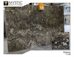Kayrus Granite...my new island...LOVE