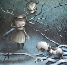 """Cactopia"" | Anne Angelshaug"