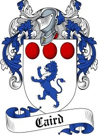 Caird Family Crest  Caird Coat of Arms   VIEW OUR SCOTTISH FAMILY CREST / SCOTTISH COAT OF ARMS PRODUCTS     Orders over $85 qualify for Fre...