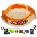 Buy Beyblade Metal Fury Hyperblades Hyper-Strike Battle Set with cheapest price at Grabmore.in - Online Shopping of Toys