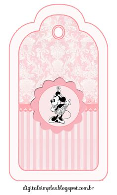 Vintage Minnie: Free Printable boxes and Free Party Printable.