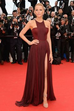 Blake Lively in Gucci Premiere   http://www.huffingtonpost.com/2014/05/14/cannes-film-festival-style-day-one_n_5324795.html?utm_hp_ref=style&ir=Style