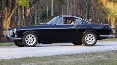 1962 Volvo P1800 Coupe