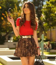 Beautiful Examples of girls in short skirts (11)