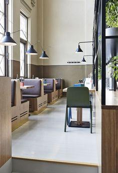 Story Restaurant in Helsinki by Joanna Laajisto Creative Studio