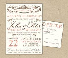 free templates for invitations free printable vintage wedding