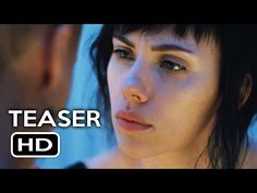 Ghost In The Shell - Official Teaser Trailer #1 (2017) Scarlett Johansson Action Movie [HD]