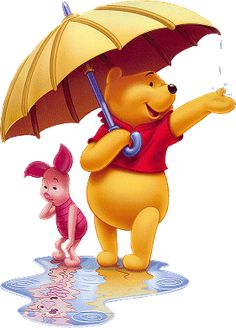 Winnie the Pooh Piglet Winne The Pooh, Winnie The Pooh Friends, Disney Winnie The Pooh, Disney Cartoons, Disney Movies, Disney Characters, Eeyore, Tigger, Walt Disney