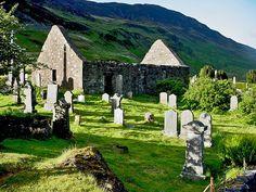 Kilduich or Clachan Duich  Ancient Church and Burial Ground of Kintail