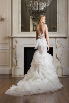 Pnina Tornai Wedding Gowns 2017