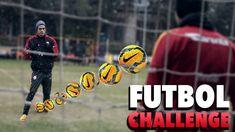 İNANILMAZ FUTBOL CHALLENGE!