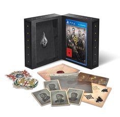 The Order: 1886 (uncut) Standard-Edition - [PlayStation 4]: Amazon.de: Games