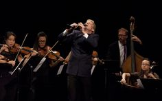 Martin Fröst and musicians from the VFCO perform Klezmer