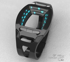 Black Hole Wristwatches
