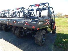 Used 2014 Arctic Cat Prowler 500 HDX XT ATVs For Sale in Wisconsin. 2014 Arctic Cat Prowler 500 HDX XT, FULL ENCLOSURE CAB, 90 DAY FACTORY WARRANTY, EFI, INDEPENDENT REAR SUSPENSION, 3 ACROSS SEATING, DUMPBOX CONVERTS TO FLATBED! - Give us a call toll free at 877-870-6297 or locally at 262-662-1500. There will be more pictures available upon request. We also offer great financing terms for qualifying credit. Call us for buying or trading your motorcycle, atv, or snowmobile