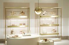 Chloe Paris flagship store by Joseph Dirand