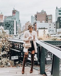 over the knee boots fall style