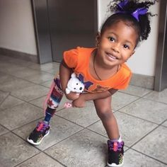 This Adorable 2-Year-Old With A Prosthetic Leg Is The Cutest Little Superstar You'll See Today