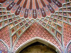 Ceiling of the Bazar- Tehran - Iran