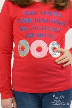 Donutliebe Wiener Mädchen