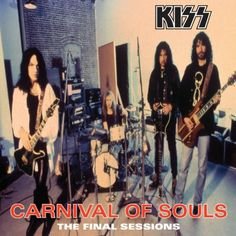 Kiss is an American rock band formed in New York City in January 1973 by Paul Stanley, Gene Simmons, Peter Criss, and Ace Frehley. Paul Stanley, Gene Simmons, Rock & Pop, Rock And Roll, Lp Vinyl, Vinyl Records, Kiss Album Covers, Kiss Music, I Walk Alone