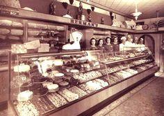 Herman's Bakery  1227 Forest Avenue corner of Jewett Avenue                                                                                photo dated circa 1932