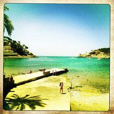 Playa Soller, Mallorca, Spain