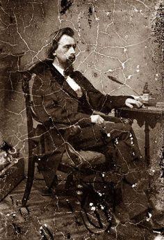 John Nicholay, personal Secretary to President Abraham Lincoln.