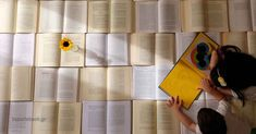 In a Notebook - moments with books and kids Book Photography, Notebook, In This Moment, Books, Kids, Young Children, Libros, Boys, Book