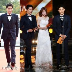 Was hoping Shin Hye Sun and Sung Hoon get reunited at the Seoul International Drama Awards but unfortunately there was no sighting of Shin Hye Sun 😒 #bangsungjoon #성훈 #sunghoon #서울드라마어워즈2016 #hani #exid