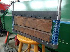 Press Brake attachment for an H-Frame press