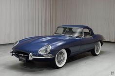 1963 Jaguar E-Type Roadster - Hyman Ltd. Classic Cars