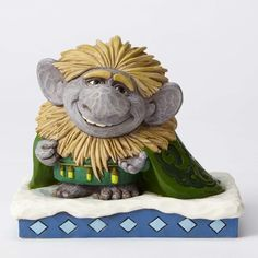 Jim Shore Disney Traditions - Grand Pabbie from Frozen - Wise Shaman Figurine