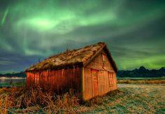 Nordlys høst 2016